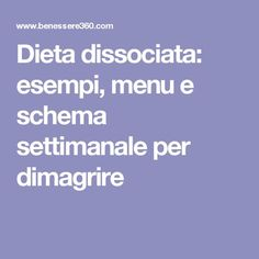 libro semplice dieta dissociata pdf