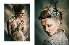 The Falling, fashion editorial by Melissa Rodwell