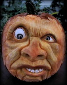 2013 entry via John B. of Oxford, Missouri. Think you've got what it takes to carve the perfect pumpkin? Enter the Pumpkin Masters 2014 Carving Contest, October 1st through 31st.