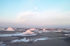 Closed for some time to the public, #Egypt's famous White desert is being steadily opened to travelers. The Voyageur shows us just what we've been missing. http://thevoyageur.net/2015/01/21/the-view-sunset-on-the-white-desert-egypt/ #EgyptianSidekick #EgyptTour #EgyptTravel #EgyptTourism #TTOT #RTW #RoamEgypt #ThisIsEgypt #Sahara #Siwa #WhiteDesert