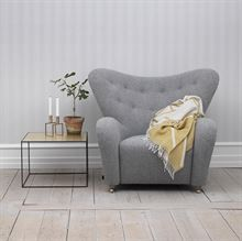 The Tired Man-by Lassen´s Iconic Scandinavian Design Armchair