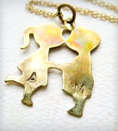 Custom Young Love Necklace
