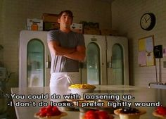 """Pushing Daisies """"Smell of Success """" ( 1x07 )  - Ned The Piemaker #CupPie #LeePace"""