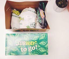 Subway To Go l'art de te faire kiffer un bon Sub 30 BLT chez toi