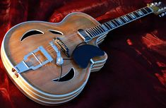 Beautiful Artur Lang guitar