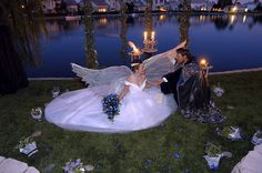 Fairy Wedding Dresses HD Wallpapers