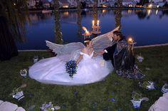 Fairy Wedding Dresses HD Wallpapers