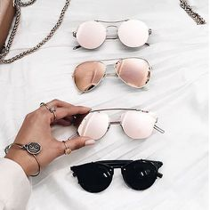 ☼ριитєяєѕт : @Imapenguin☼ ↠『αмαуα』↞ http://shop.nordstrom.com/s/bp-mirrored-aviator-57mm-sunglasses/3482986?origin=keywordsearch-personalizedsort&fashioncolor=BLUE%2F%20PURPLE