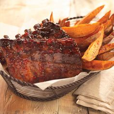 Check out this great recipe from Franks RedHot: Sweet Chili Ribs