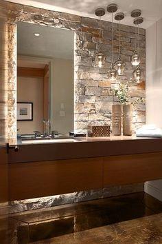 Whistler Real Estate – Kadenwood Estate Homes Micoley's picks for - All For Light İdeas Bathroom Spa, Bathroom Renos, Basement Bathroom, Bathroom Design Luxury, Beautiful Bathrooms, Estate Homes, Bathroom Inspiration, Luxury Homes, House Design