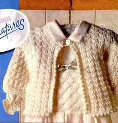 Patons Knitting Patterns for Baby