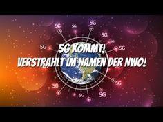 5G kommt! Verstrahlt im Namen der NWO! - YouTube Kino Film, New World Order, Illuminati, Calm, Youtube, Internet Of Things, Enemies, Good Books, Youtubers