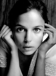 Youthful Good Looks  I remember them, with a smile and happiness  Artist, Elena Anaya