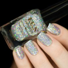 Fun Lacquer 24 Karat Diamond (H) Nail Polish - PRE-ORDER | Ships 04/30 | Live Love Polish