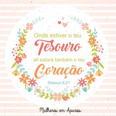 Teologia para Mulheres e o Universo da Mulher Cristã! Bible Quotes, Bible Verses, Holly Bible, Jesus Art, Be A Nice Human, Pictures To Paint, Beautiful Paintings, Faith, Lettering