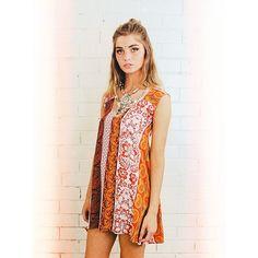 take a trip in the Voyage dress • all sizes restocked, via lenni-shop.com #Padgram