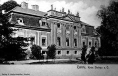 Siedlce (powiat Lubin) Barokowy pałac z 1730 roku, jeden z najpiękniejszych w regionie. Niewielkie rozmiary rezydencji zrekompensowano bogactwem wystroju elewacji i wspaniałym otoczeniem z aleją lipową, paradnym dziedzińcem, mostkami nad fosą i urzekającym parkiem angielskim.
