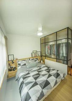 Trendy Bedroom Wardrobe L Shape 32 Ideas Master Bedroom Layout, Small Master Bedroom, Bedroom Closet Design, Bedroom Layouts, Home Decor Bedroom, Room Decor, Small Bedroom Wardrobe, Pax Wardrobe, Wardrobe Design