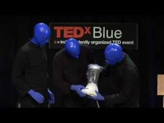 Art educators watch this 18 minute video. I think it would be a great way to show at the start of a high school school year.. Six Creative Mindsets by the Co-Founder of the Blue Man Group.  Funny, true, and very moving.