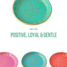 Perfect vibes at Lottie Of London with our new mandala ring dishes