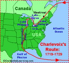 was a French Jesuit priest, explorer, and writer. His writings are some of the earliest written accounts of North America. 5th Grade Ela, 5th Grade Social Studies, Teaching Social Studies, Francois Xavier, Middle School History, Charlevoix, Lake Huron, Visual Aids, Early Finishers