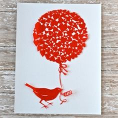 Create a beautiful paper cut valentine using these simple tips.