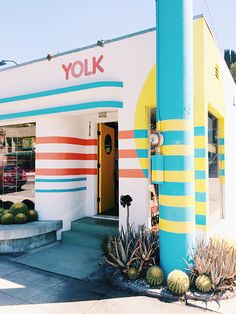 LA shopping and dining guide. Silver Lake, Downtown Los Angeles & Venice Beach