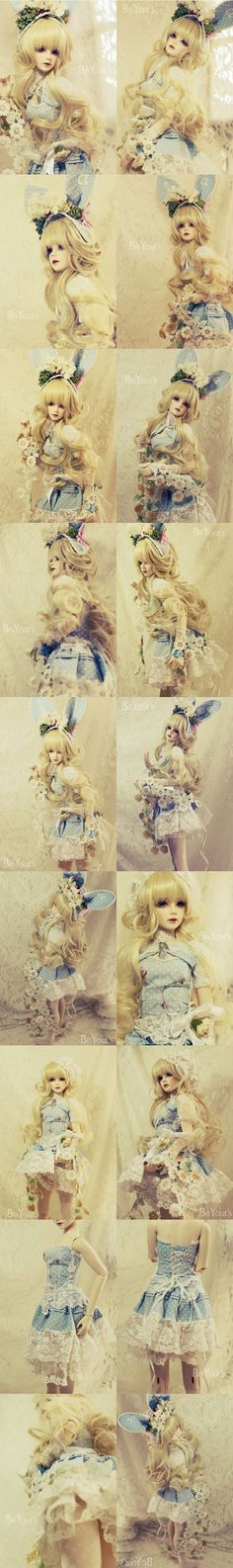 BJD Kirara 60.5cm Girl Ball-jointed doll_60~62cm dolls_Beyours_DOLL_Ball Jointed Dolls (BJD) company-Legenddoll