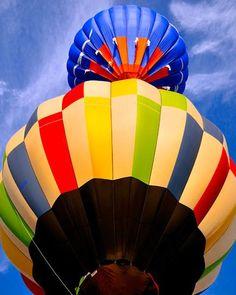 Hot Air Balloons, Baton Rouge Photograph by Ellen Case