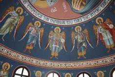 Byzantine Icons, Byzantine Art, Painting, Interiors, Painting Art, Paintings, Decoration Home, Painted Canvas, Decor