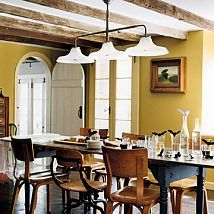 Decorating & Staging A Home with Yellow - a color with many personalities! Is it a design friend or foe?