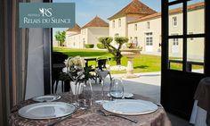 Proche La Rochelle : 1 ou 2 nuits avec petit déjeuner, dîner en option, au Relais du Silence Le Logis du Péré 4* pour 2