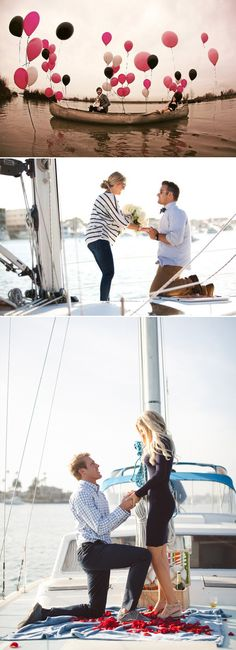 25 Seriously Romantic Proposal Locations and Ideas! Love Boat