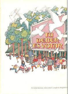 La respuesta está en la Historia: La Constitución Española de 1978