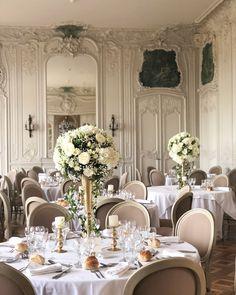 Mariage Fleurs Haut Table Arrangement en blanc et rouge venue église ect Maison Fleurs, pétales, guirlandes