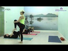 Clase de Yoga OnLine 26: Hatha Yoga - YouTube