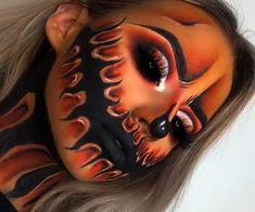 Halloween Makeup - Makeup looks - halloween schminke Scary Makeup, Clown Makeup, Costume Makeup, Horror Makeup, Witch Makeup, Zombie Makeup, Amazing Halloween Makeup, Halloween Makeup Looks, Halloween Halloween