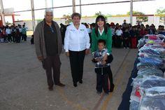 """Concluimos el programa """"Abrígame...Tú Puedes Hacerlo"""", beneficiando a 800 niños maderenses"""