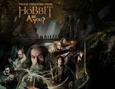With Peter Jackson two movies into his 'Hobbit' trilogy, find out which Tolkien creature best suits your personality. I got elf! Hobbit Hole, The Hobbit, Tolkien, Got Dragons, Fili And Kili, Two Movies, An Elf, Personality Quizzes, Fun Quizzes