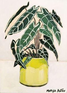 Plants #3 by Marisa Añón Frau