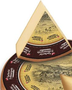 Vacherin fribourgeois AOC (Switzerland) Queso Cheese, Wine Cheese, Cheese Boutique, How To Make Cheese, Bees Knees, Cheese Recipes, Switzerland, Good Food, Food And Drink
