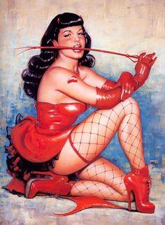 comicshistory:Olivia De Berardinis