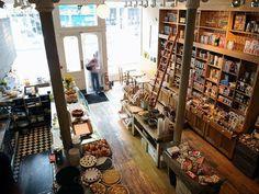 Glasgow coffee shops