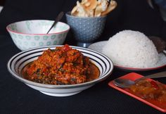 Tomaten Spinat Curry