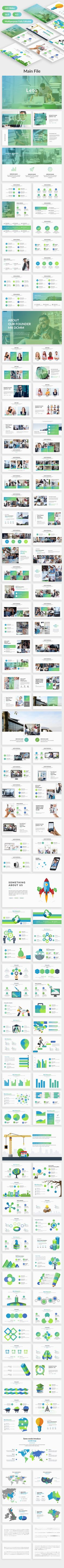 Leto Business Keynote Template - #Creative #Keynote #Templates Download here: https://graphicriver.net/item/leto-business-keynote-template/20332571?ref=alena994