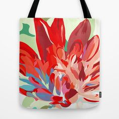 Hey, I found this really awesome Etsy listing at https://www.etsy.com/listing/195784105/canvas-tote-bag-red-flower-tote-bag