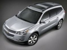 2009 Chevrolet Traverse Best 10 Used SUVs With Third Row Seating http://blog.iseecars.com/2014/01/31/best-10-used-suvs-with-third-row-seating/