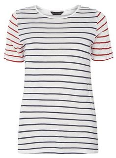 Sorry your search didn't match any products. Shirt Outfit, T Shirt, Petite Outfits, Striped Tee, Fashion Online, Contrast, Street Style, Tees, Coat
