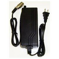 1.5 Amp 36Volt Electric Scooter Charger w/XLR Connector by Tempestdirect. $10.17. 4 to 6 hour charging time. replacement for original equipment charger. Battery charger. Battery charger; replacement for original equipment charger, 115-Volt input, 1.5-amp output, 4 to 6 hour charging time. Suitable for all Currie, USPD, Schwinn, GT, Mongoose, i-ZIP products with 36-volt (3 Battery) Electro Drive propulsion system.. Save 83%!