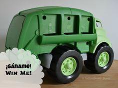 #Gana un Camión de #reciclaje, hecho 100% de material reciclado gracias a @greentoys  via @Spandoni Elenañoles Dbandera Mamá